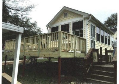 siding and deck 2