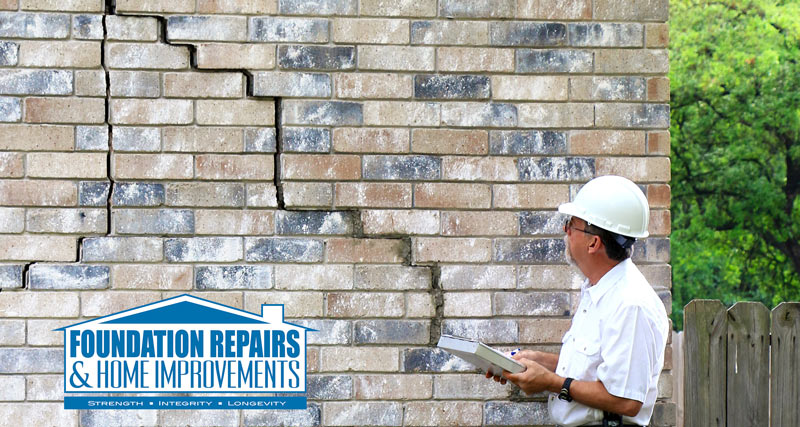 Understanding Your Home's Foundation and What Causes Foundation Cracks