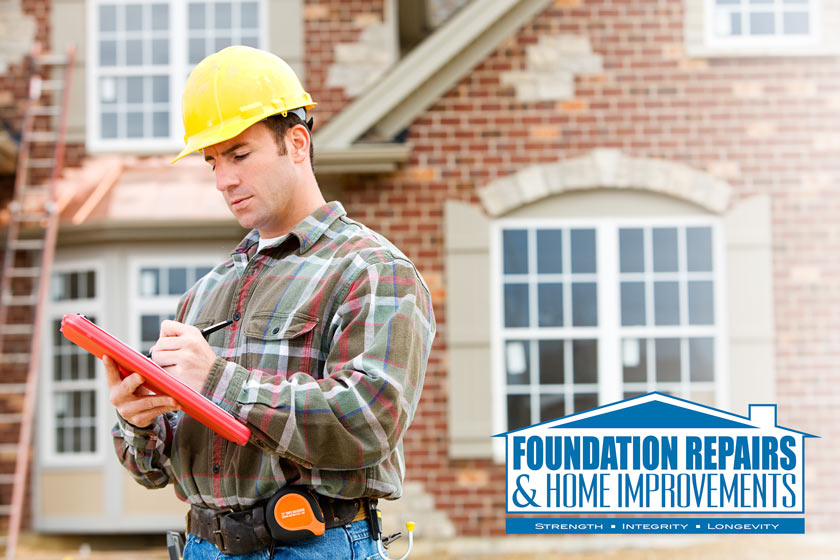 Top 7 signs you have a sinking or shifting foundation
