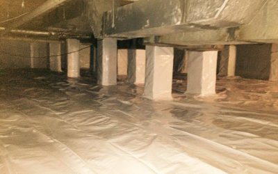 How to Make your Crawl Space a Drier, Healthier, and Safer Space